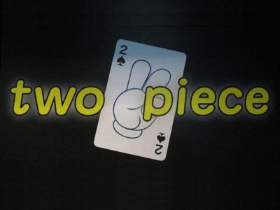 草加 Two Piece